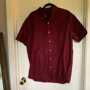American Eagle men's button up shirt XXL